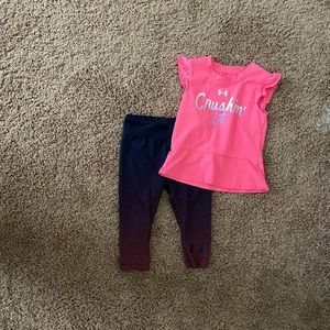 Under Armor outfit